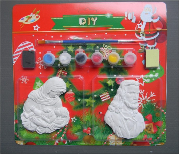 Christmas painting set